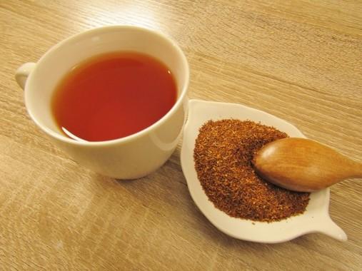 ルイボスティーのお茶と茶葉