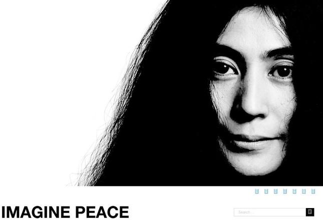 公式サイト「IMAGINE PEACE」より