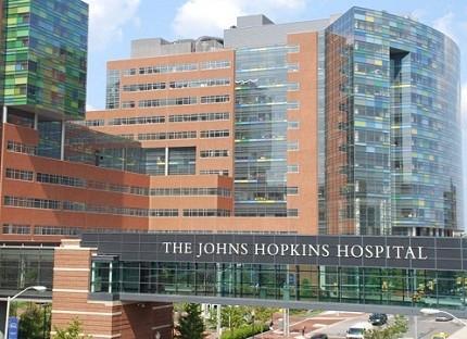 ジョンズ・ホプキンズ病院