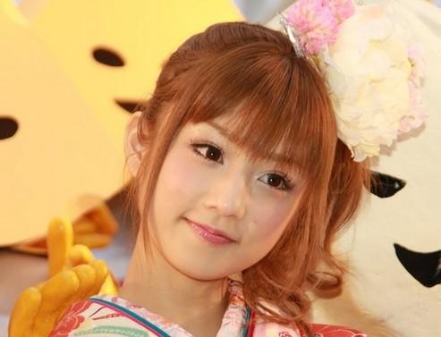 衝撃時代を告白した小倉優子さん(2009年撮影)
