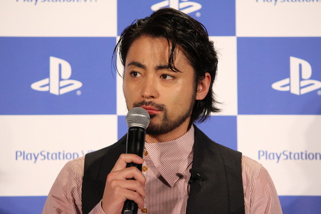 俳優の山田孝之さん(2016年10月撮影)