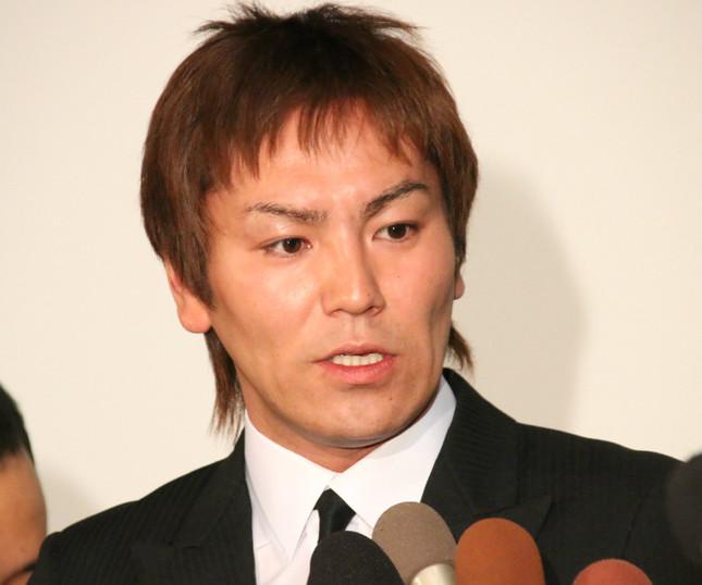 狩野英孝さんをめぐり…(写真は2017年1月撮影)