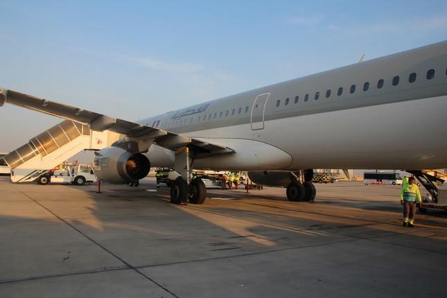 カタール・ドーハの空港は、アジアと欧州を結ぶ「ハブ空港」としても知られている