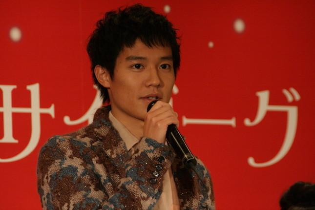 2008年の小出恵介さん。この後、人気俳優となるが……