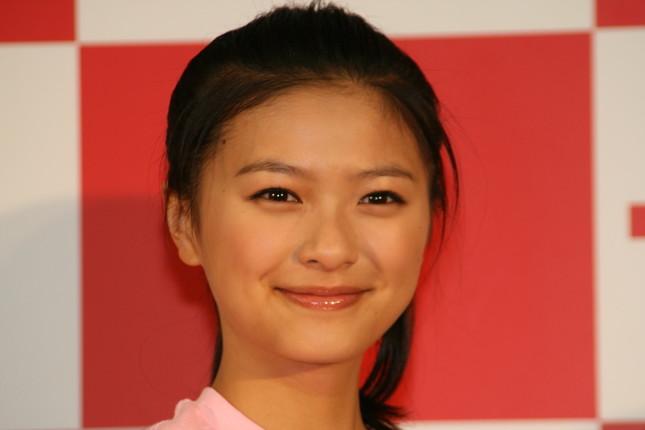 今回、初めての子どもの出産を公表した榮倉奈々さん(撮影は2008年)