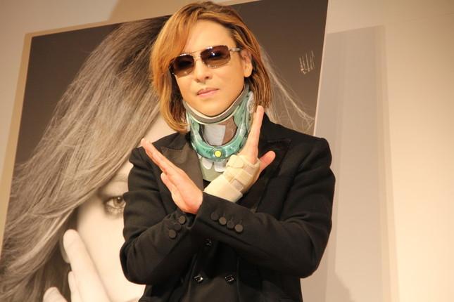 YOSHIKIさん(2017年6月20日撮影)