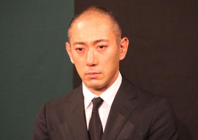 市川海老蔵さん(2017年6月23日撮影)