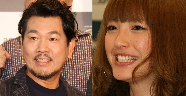 木下優樹菜さんと藤本敏史さんのおしどり夫婦