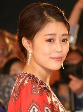 女優の高畑充希さん(2016年12月撮影)