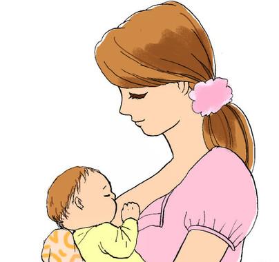 母乳育児は母子ともども健康に