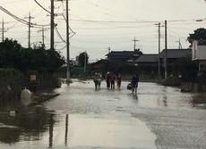 九州北部豪雨で感染症が心配 急性胃腸炎に破傷風、こう防ぐ