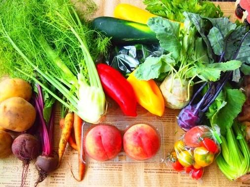 野菜だけではビタミンCは足りない