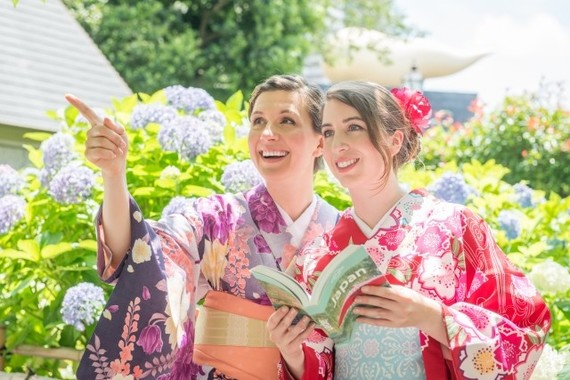 外国人に日本の夏を楽しんでほしい(写真はイメージです)