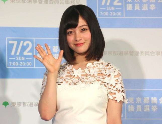 「1000年に一人の美少女」橋本環奈さん(17年6月撮影)