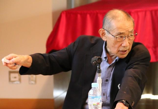 保健・医療パラダイムシフト推進協議会の新井賢一理事長
