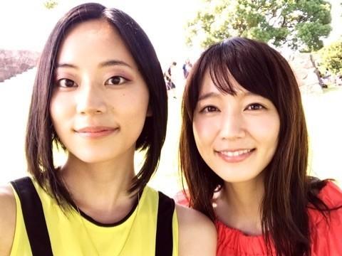 (左から)大西礼芳さん、吉岡里帆さん(画像提供:サイバーエージェント)