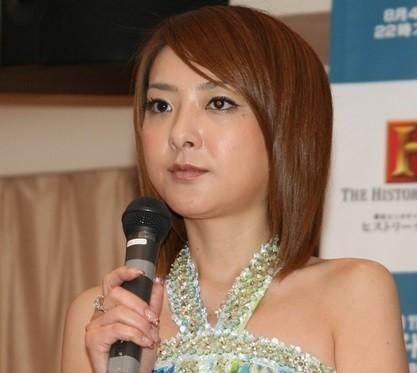 西川史子さん(2008年7月撮影)