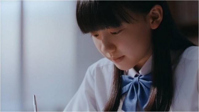 芦田愛菜さんが出演する早稲田アカデミーCM(画像はプレスリリースより)
