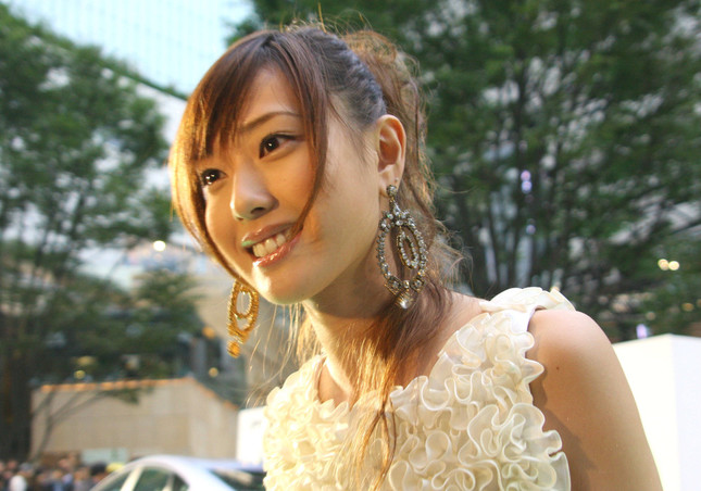 戸田恵梨香さん(写真は、2009年10月撮影)