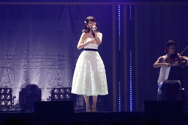 柏木由紀さん(2016年9月撮影)