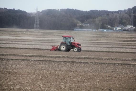 農業従事者の高齢化と人手不足の一助となるか(画像はイメージです)