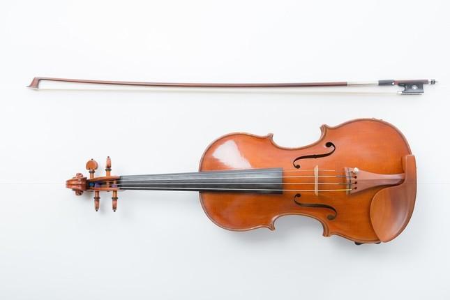 バイオリンの数え方は?(画像はイメージ)