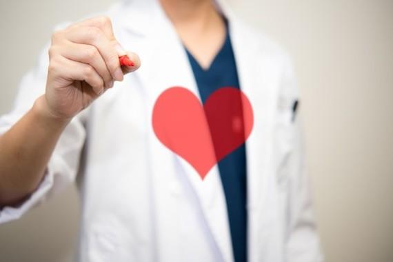 大切な心臓を守る