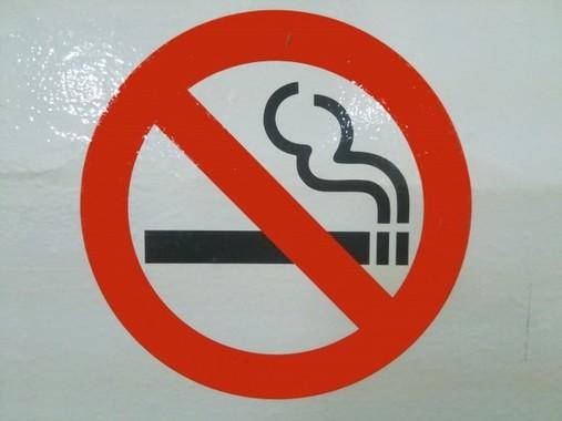受動喫煙対策が遅れている