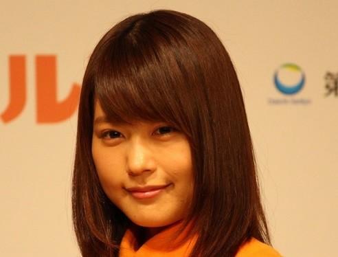 有村架純さん(写真は2015年9月撮影)