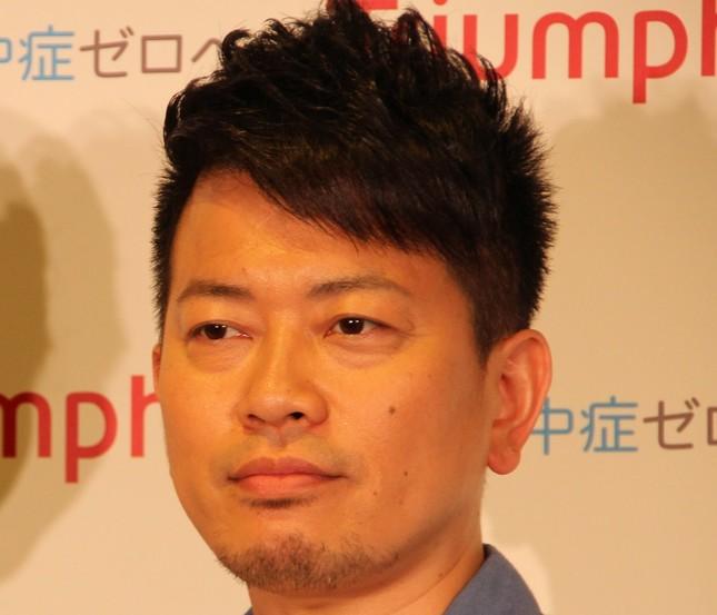 宮迫博之さん(2015年6月撮影)