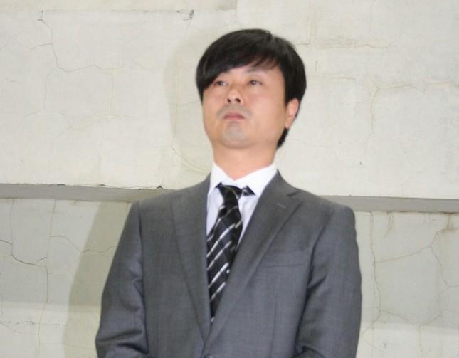 河本さん(2012年5月撮影)