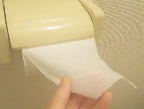 トイレットペーパー、どう使う?(画像はイメージ)
