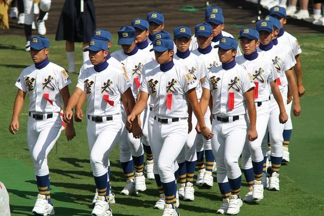 2011年の開会式(WikimediaCommonsより、Kentaro Iemoto@Tokyoさん撮影)