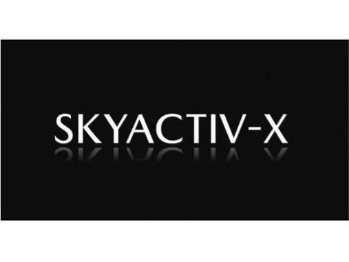 SKYACTIV-X(画像はマツダの公式ブログより)