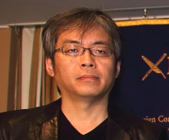 青木理氏(2016年3月撮影)