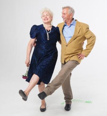 ダンスは高齢者に最高の運動