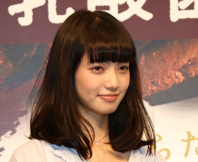 小松菜奈さんのインスタが波紋を広げた(写真は、2016年