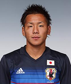 井手口陽介(日本サッカー協会(JFA)公式サイトから)