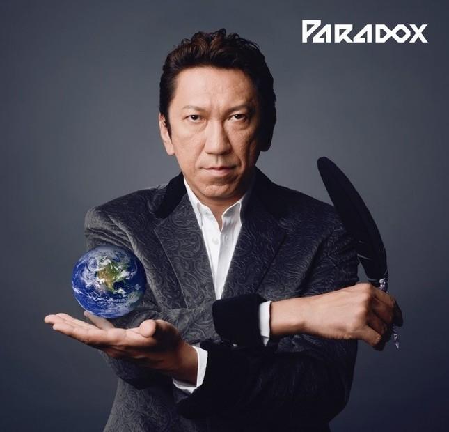 3年振りとなる待望のオリジナルアルバム「Paradox」も完成した布袋寅泰さん