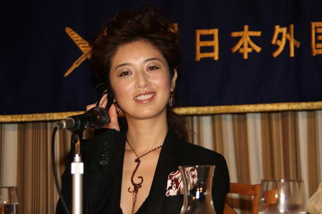高岡早紀さん(写真は2008年撮影)