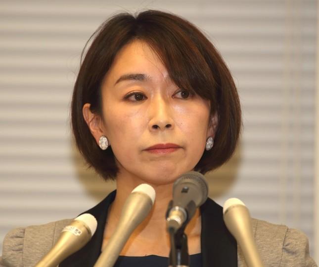 民進党の山尾志桜里氏(2016年4月撮影)