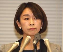 民進党の山尾志桜里衆院議員(2016年4月撮影)