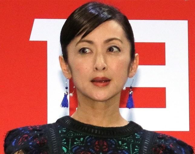斉藤由貴さん(2017年7月撮影)
