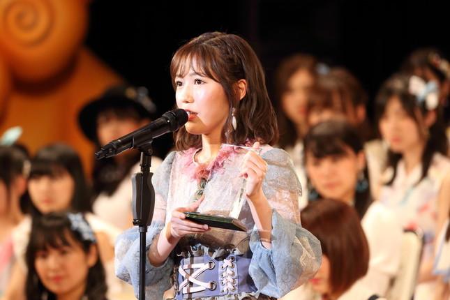 「選抜総選挙」2位ランクイン直後に卒業発表する渡辺麻友さん。11月発売の新曲でセンターポジションを務める