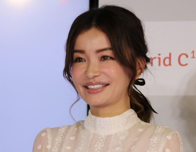 平子理沙さん(2016年10月撮影)