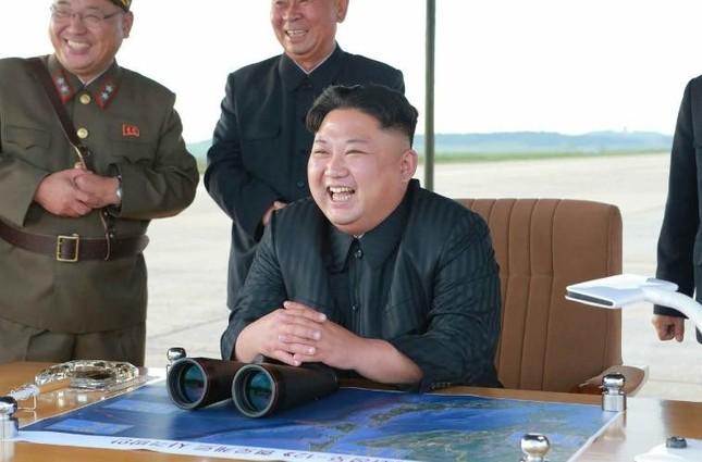 北朝鮮に対する「軍事的選択肢」は「ソウルを重大な危険にさらさない」のか(写真は労働新聞から)