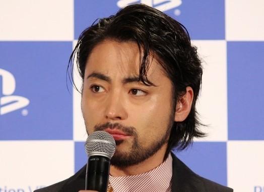 山田孝之さん(2016年10月撮影)
