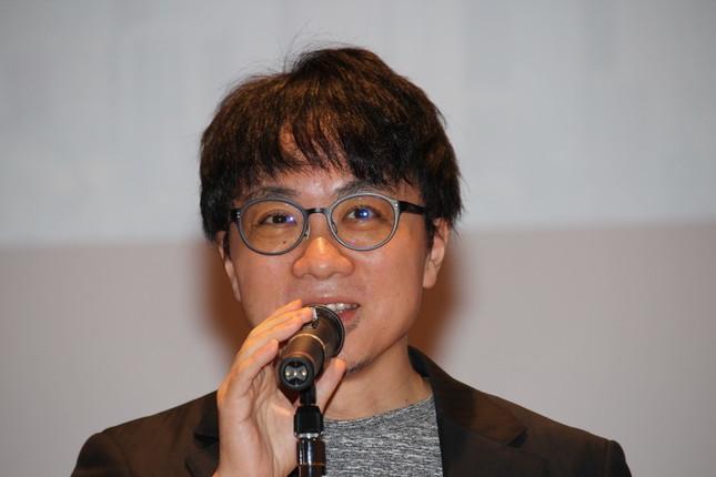 新海誠監督もびっくり?(9月7日撮影)