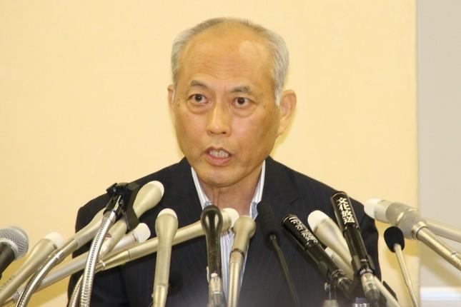 舛添要一氏は「厳しく監視していこうではないか」と述べている