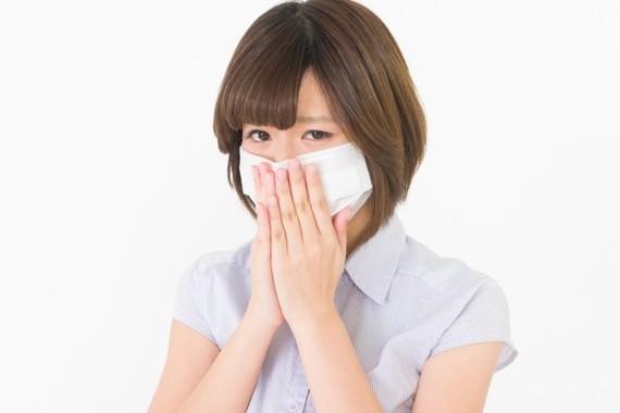 かぜをひいた家族が一番危険